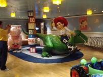 Disney Dream, Part 1: Pleasant Surprises for Adults and Kids