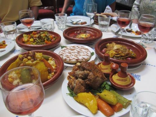 Morrocan Feast