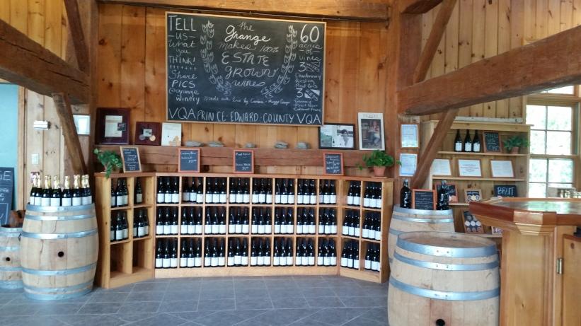 Ontario Winery